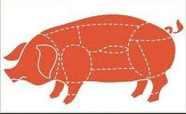 Мясо и сало вьетнамских свиней