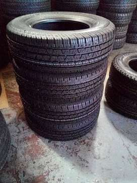 255/70/16 new continental cross contact tyres available