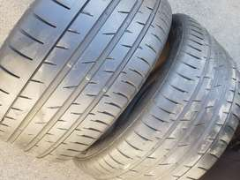 275/40/ R18 Continental ContiSportContact Run Flat Tyres