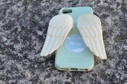 Чехол с крыльями для Iphone 5