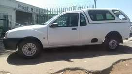 FORD BANTAM 1.6 BAKKIE AVAILABLE WITH CANOPY