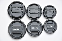 SONY 40.5m/49mm/55mm Передняя Крышка объектива НОВОЕ NEX Alpha