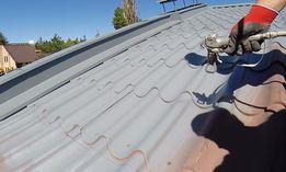 Profesjonalne malowanie dachów / Całe Podlaskie
