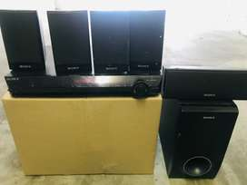 Sony DVD player and surround sound