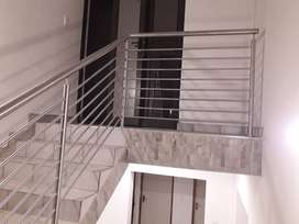 Stainless steel and glass balustrades - lots of discounts!!!