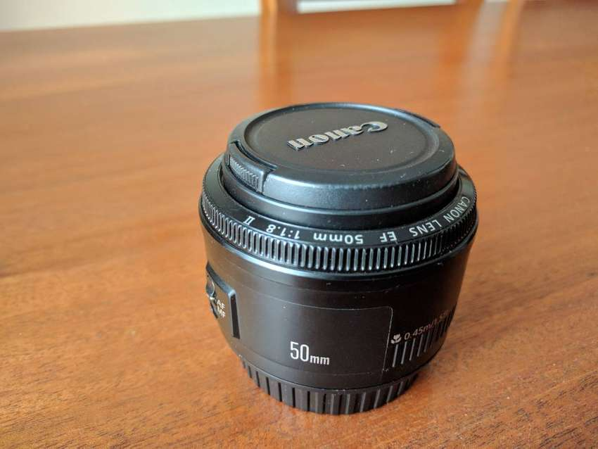 Canon 50mm Lens (Used) 0