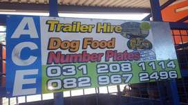 trailers ,hire sales and repairs