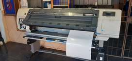 2x HP LATEX LARGE FORMAT PRINTERS FOR SALE