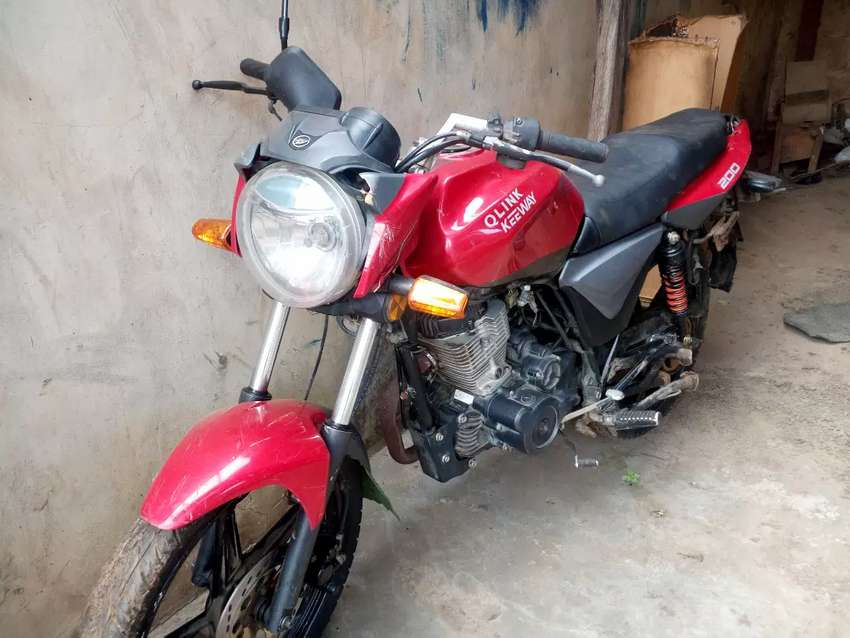Used qlink motorcycle for sale 0