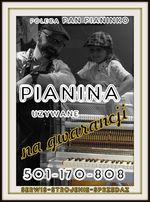 """Pianino """"RONISCH model de luxe"""" na gwarancji od PANA PIANINKO"""