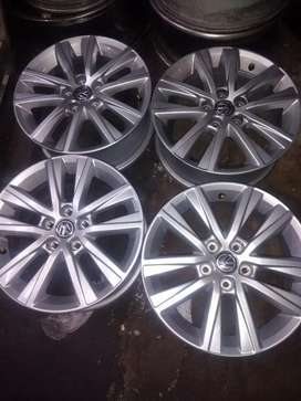 New set of polo mage 15inch for TSI vw now available