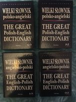 The Great Dictionary-Wielki Słownik Angielsko-Polski/Polsko-Angielsk