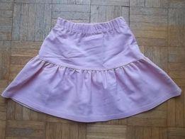 Spódnica różowa na 1-2 lata