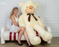 Акция! Плюшевый Мишка 200 см - 999 грн! Мягкая игрушка Медведь купить
