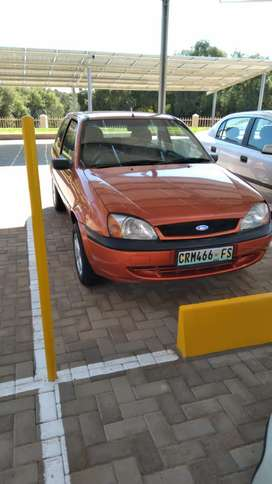 2003 ford fiesta in very good cond.