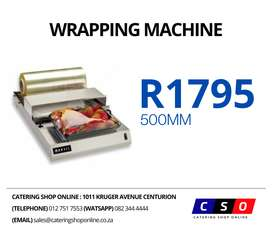 Wrapping Machine 500mm