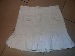 Elegancka Spódnica galowa 134-140 spódniczka 7-8, 9-10 Lat