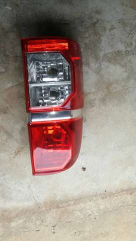 Toyota hilux left tail light