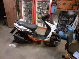 Big boy 150cc Adventure Scooter.