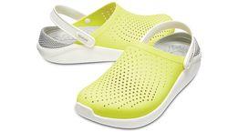 Crocs LiteRide мужские Кроксы недорого в Украине! Желтые Крокс.