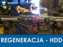 Regeneracja i naprawa osprzętu wiertniczego do wiertnic sterowanych HD