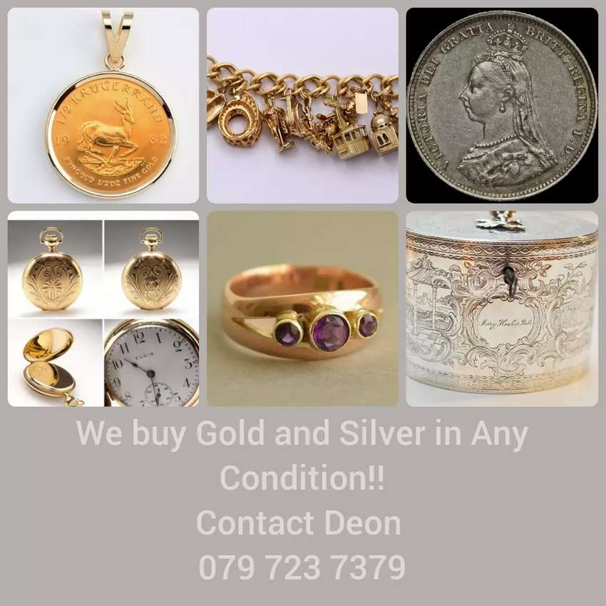 Gold Wanted!!!