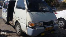 Kia besta 1998 года минивен, микроавтобус, бусик, автобус