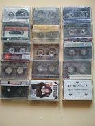 Аудио диски ленточные