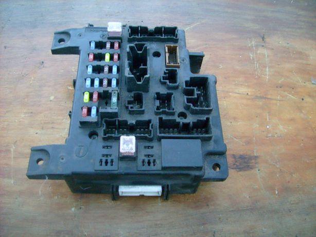 Skrzynka bezpieczników BSI Citroen C-Crosser Outlander II 8637A319 Czersk - image 1