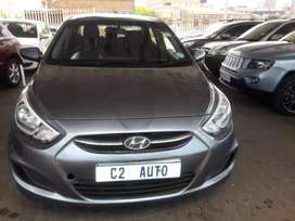 2016 Hyundai Accent 1.6 Manual
