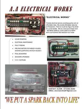 A.A. ELECTRICAL WORKS