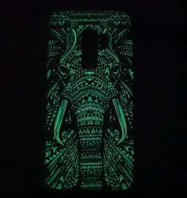 Samsung S9+ AGNT Glow In The Dark Cover