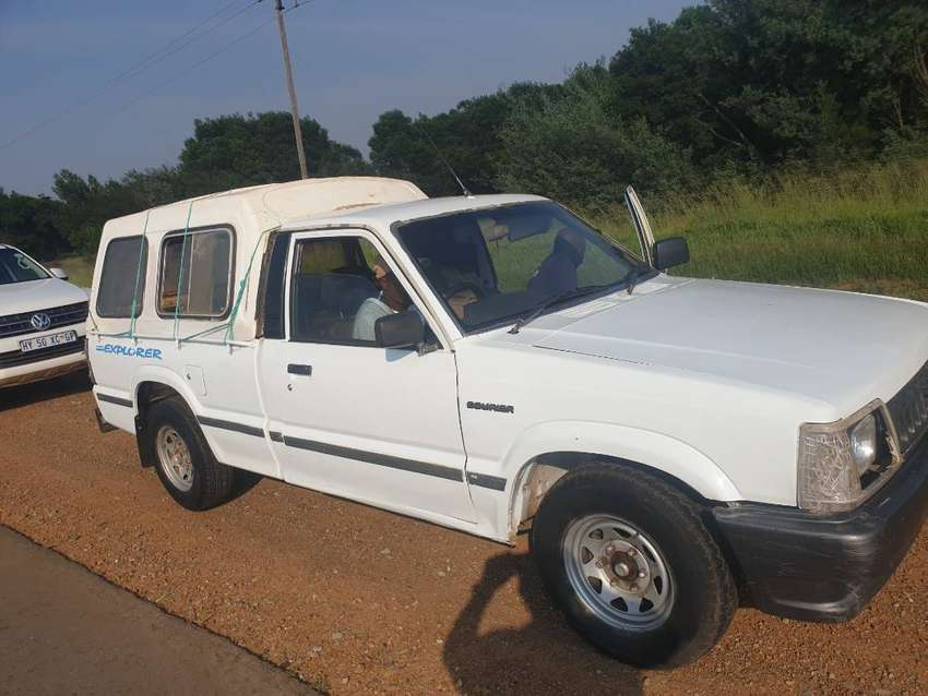 1994 Ford courier short base