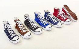 Кеды высокие Converse All Star 1100: размер 36-45, 12 цветов