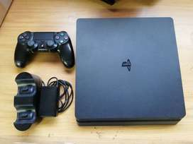 PS4 Slim 1.3TB - 1 Controller & 7 Games OR swap for PS3 and