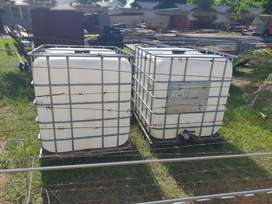 Flow bins for sale White River R900 each No delivery available
