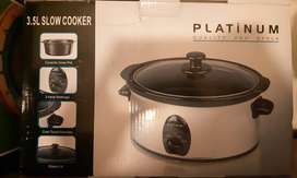 TV, Slow Cooker & Single Mattress For Sale