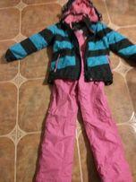 Лыжный комбинезон Trespass, зимний на девочку 11-12 лет