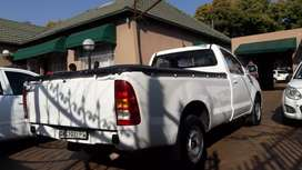Toyota Hilux 2.5D4D Single Cab Manual For Sale