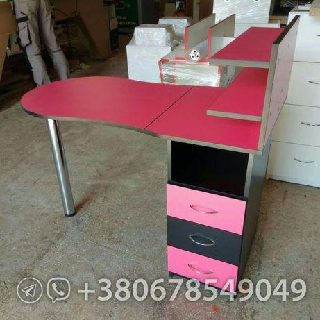 Складной маникюрный стол для маникюра Черкассы - изображение 2