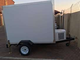 VIP toilet &  Mobile Coldroom/fridge