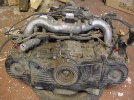 Двигатель Субару Ej22