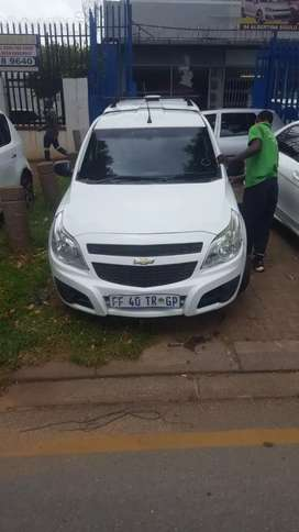 Chevrolet  utility Bakkie. For sale  Cash price negotiable