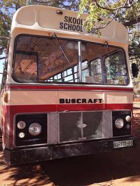 54 seater school bus