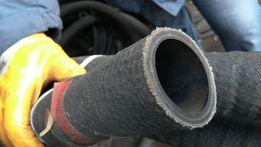 Шланг резиновый гофрированный всасывающий 50мм