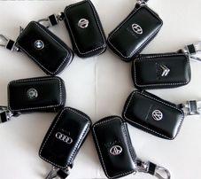 Ключница авто, чехол Toyota, Honda, Audi, Skoda, VW, Opel и другие