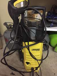 Karcher high-pressure cleaner, used for sale  South Africa