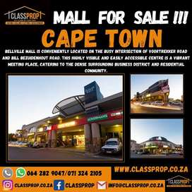 CAPE TOWN MALL FOR SALE