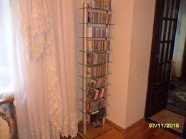Стеклянные полки для CD/DVD дисков немецкой фирмы SPECTRAL