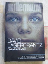 Co nas nie zabije - David Lagercrantz
